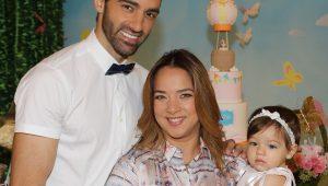 Don Francisco felicita a Adamari López ¿por su embarazo?