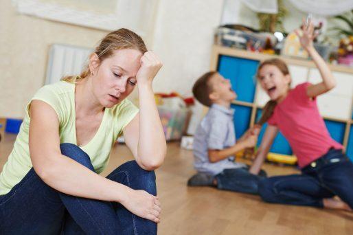 por qué agota ser madre