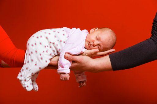 a quién se parece el recién nacido