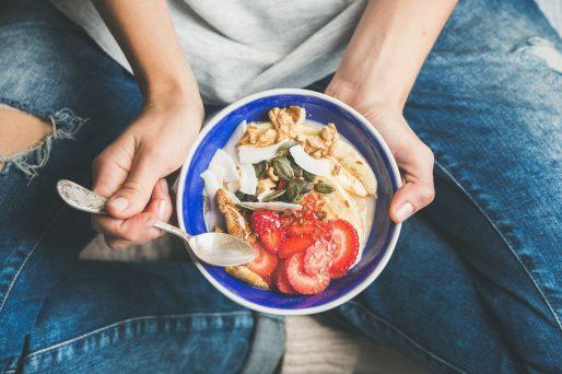 Se puede comer frutos secos en el embarazo