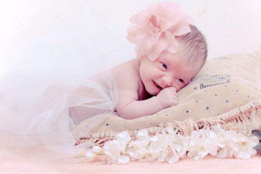 curiosidades sobre la vista del bebé