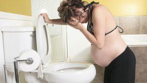 hiperémesis gravídica en el embarazo
