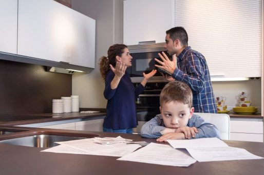 Consecuencias del rechazo parental