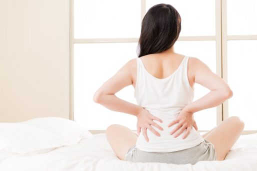 Dolor de coxis después del parto