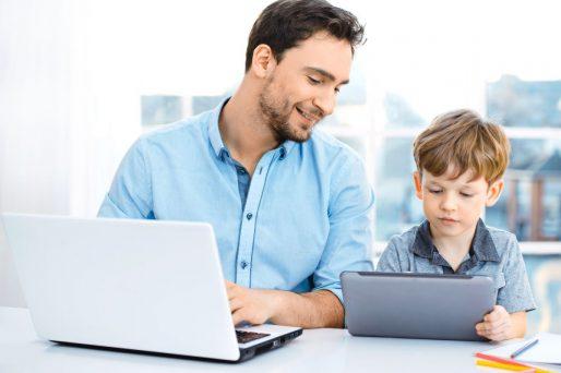 conversación efectiva con los niños