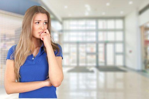 La menstruación deja de bajar por estrés