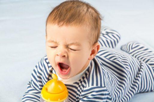 leche de crecimiento de los niños
