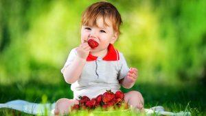 picnic con los niños