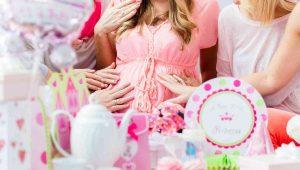 mes de embarazo para realizar el baby shower
