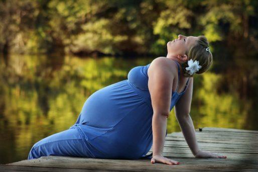 in pregnancy
