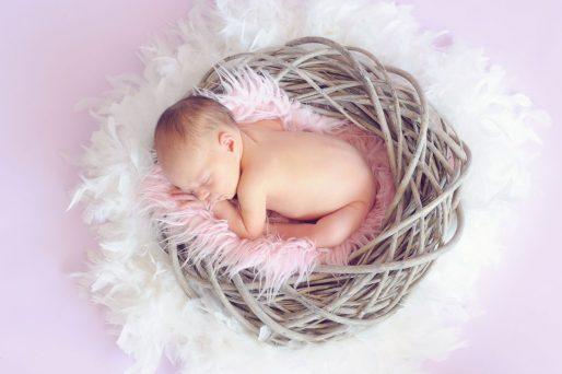 presentar al bebé