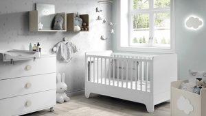decorar el dormitorio del bebé