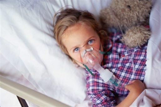 niño pre asmático