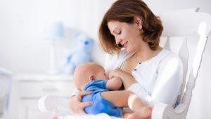 cambiar de pecho al bebé