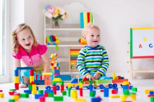 compartir sus juguetes