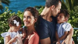 Con esta fotografía, Leonor Varela recuerda a su hijo a ocho meses de su partida