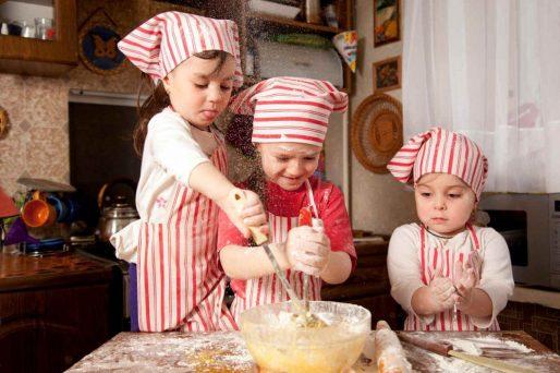 recetas para niños en invierno