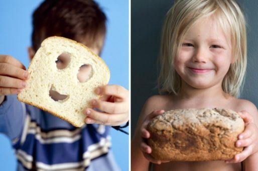 Celiaquía en los niños