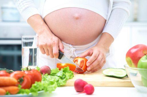 dieta de embarazada