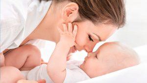 hacer al bebé más feliz