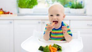 primeros cuidados alimenticios del bebé