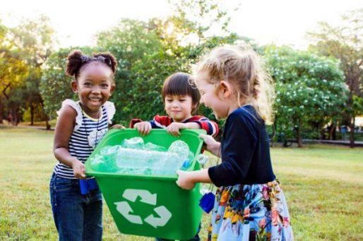 Enseñar a reciclar