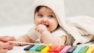 musica bebé