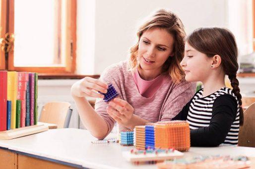 enseñar matemáticas