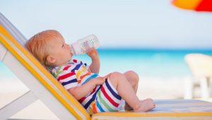 deshidratación infantil