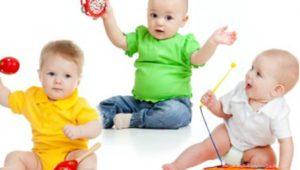 estimular la mente del bebé
