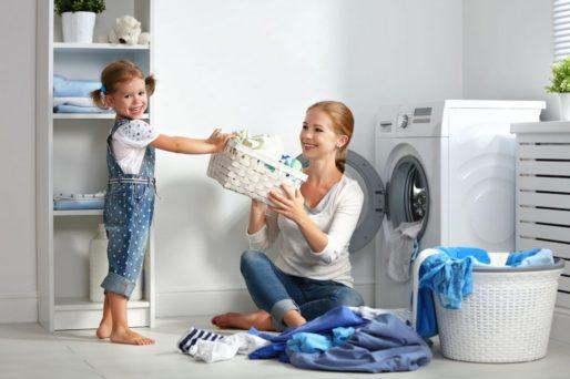 tareas del hogar para niños
