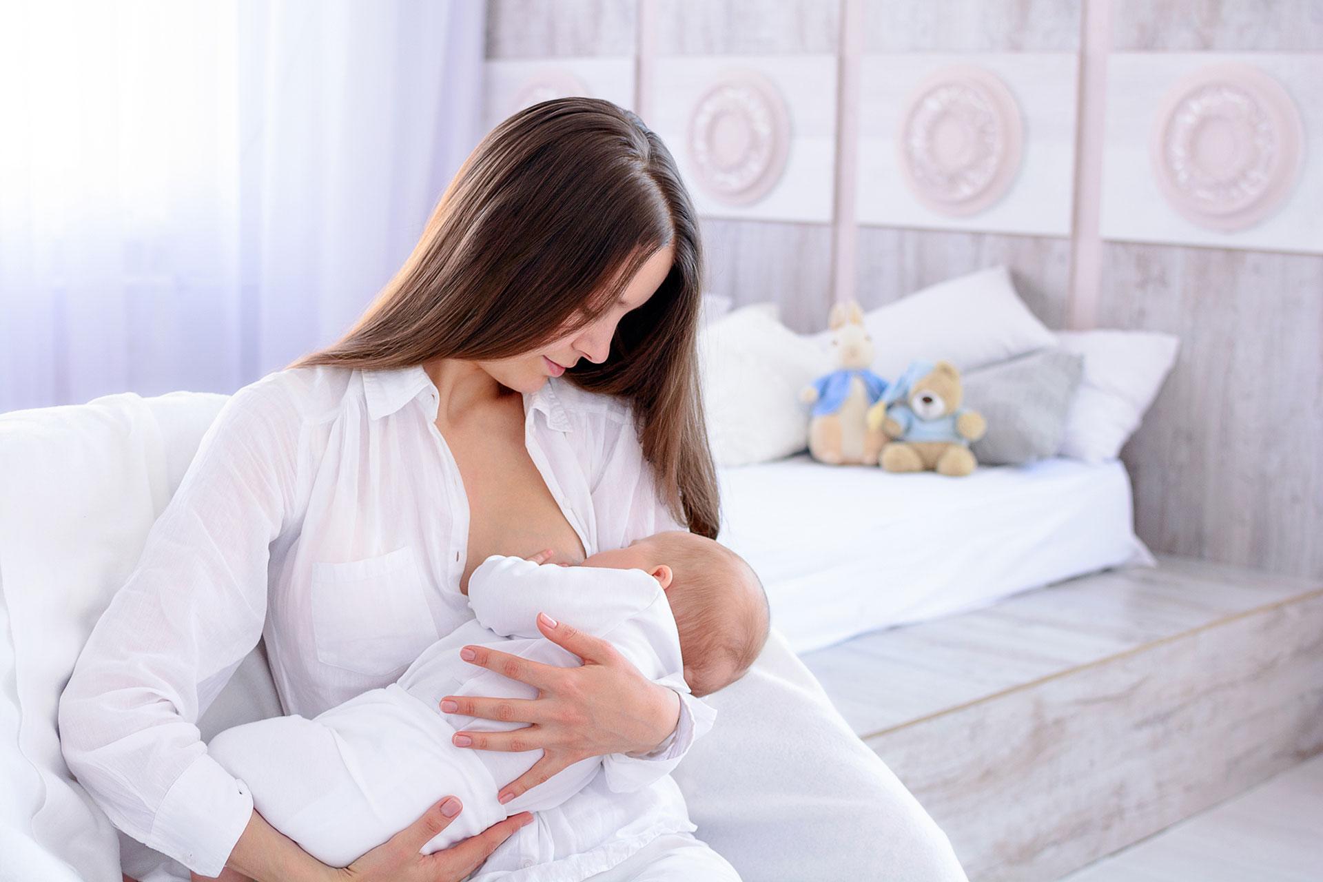 7 cambios psicológicos y sociales en la mujer cuando amamanta