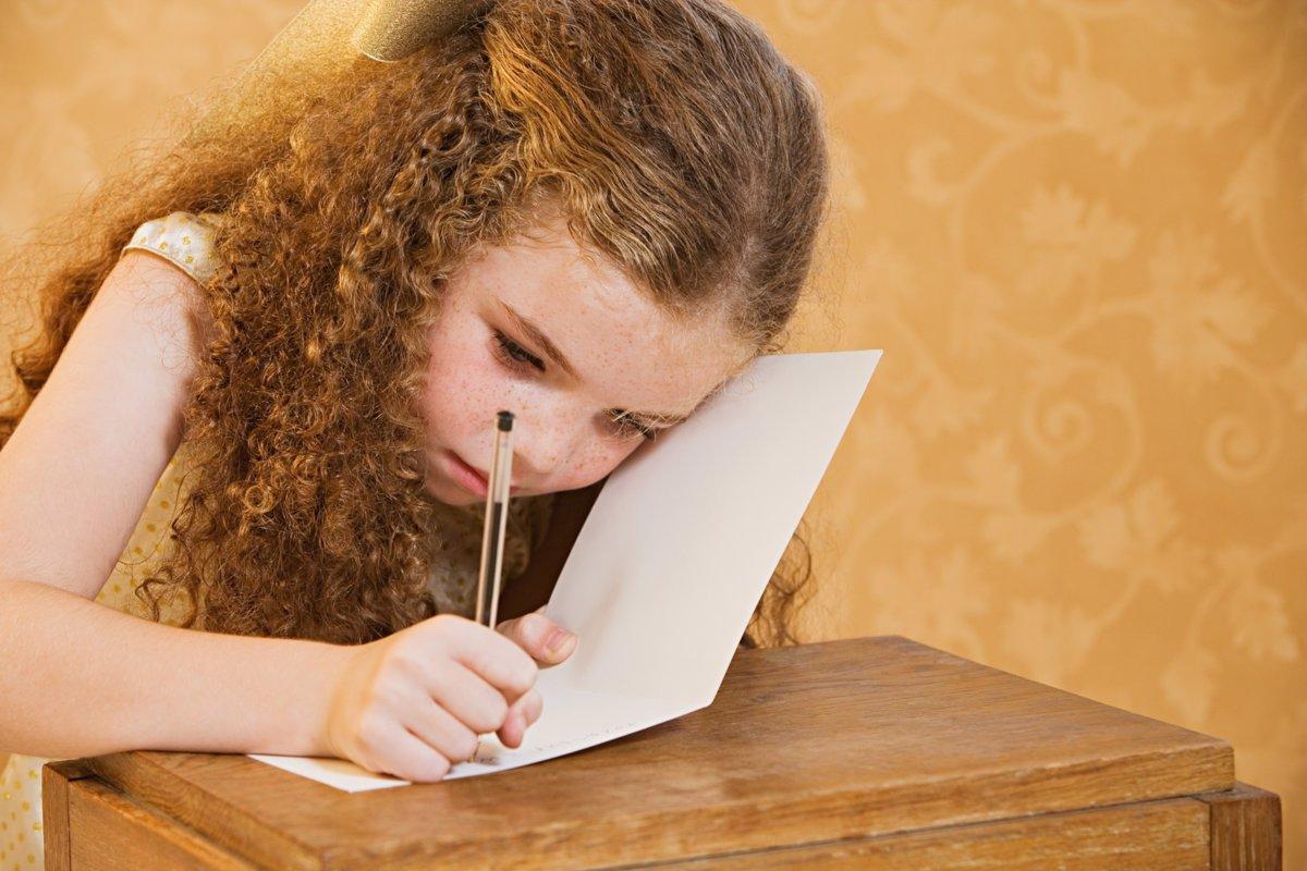 Cómo detectar problemas en la escritura en los niños