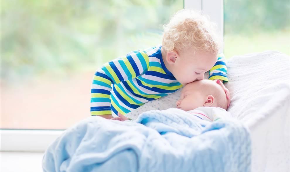 Importancia de las siestas diurnas del bebé