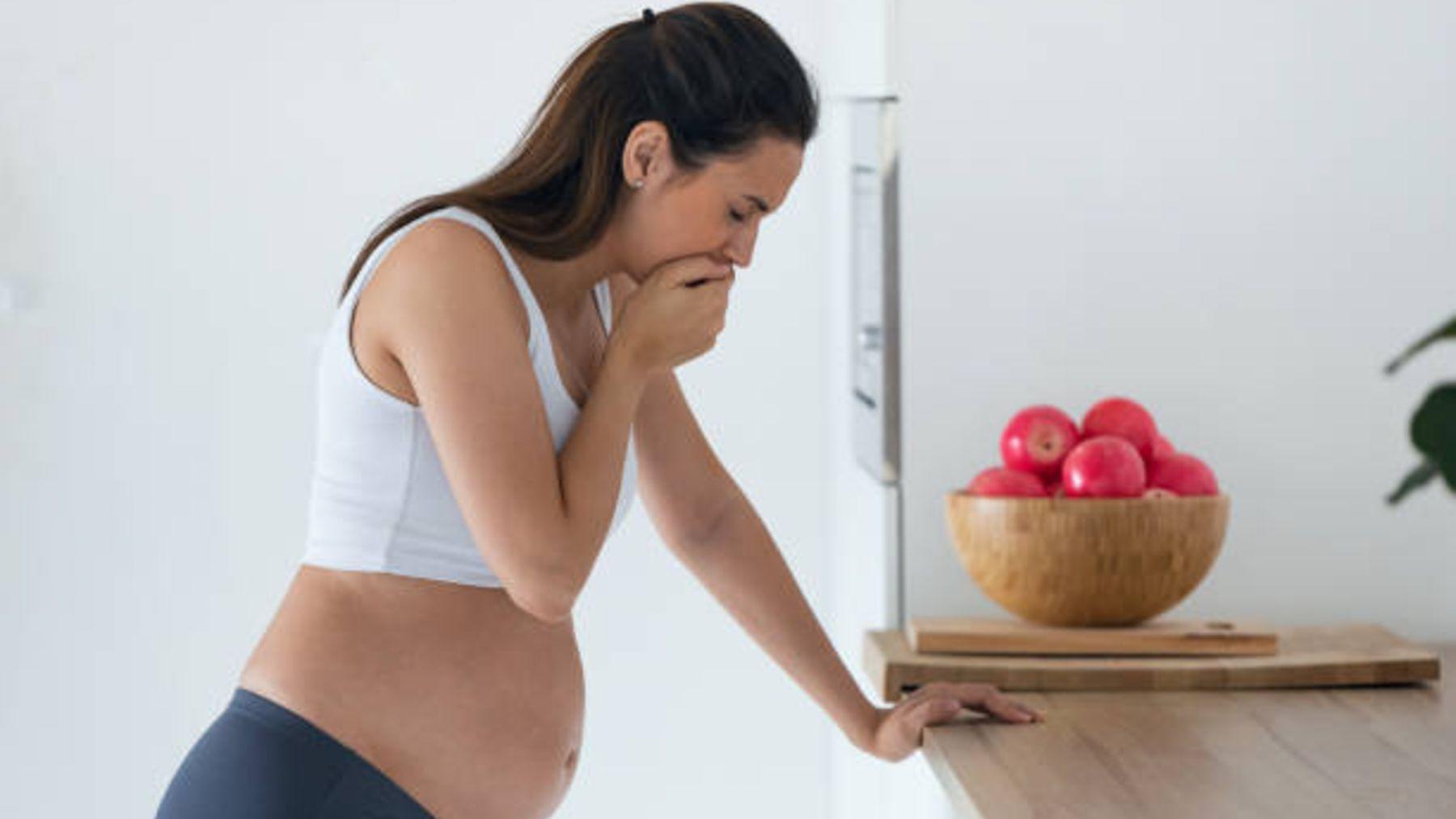 Pérdida de apetito en el embarazo