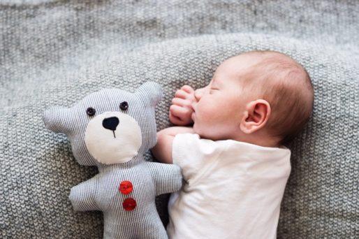 Sueño del bebé hasta los 2 meses